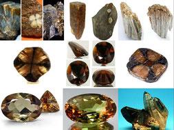Andalousite - Boutique minéraux - casa bien-être - Ain