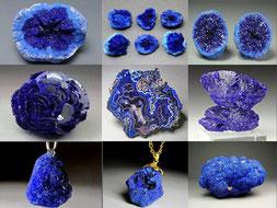 Azurite - Boutique minéraux - casa bien-être - Ain