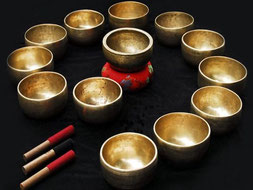 Bol tibétain - casa bien-être -