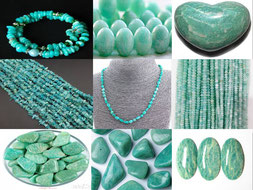 Amazonite - Boutique minéraux - casa bien-être - Ain