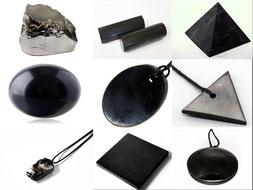 Shungite - Boutique minéraux - casa bien-être - Ain