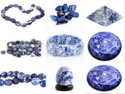 Sodalite - Boutique minéraux - casa bien-être - Ain
