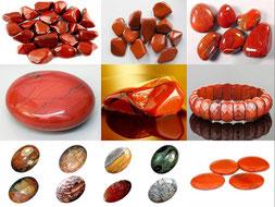 Jaspe rouge - pancréas - pierre de soin - casa bien-être
