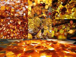 Ambre - hyper activité- Boutique de minéraux - casa bien-être
