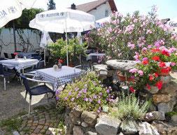 Garten Restaurant Abel