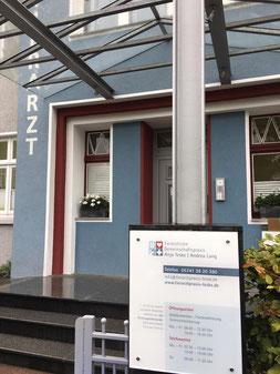 Tirarztpraxis Lübbecke, Tierarzt, Anja Teske, Andrea Lang,