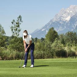 18- Loch Golfplatz in der Region Schladming Dachstein
