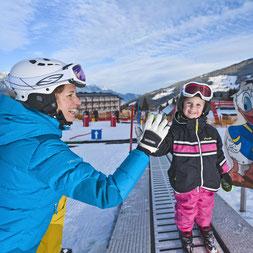Ski- Kinderland Region Schladming Dachstein