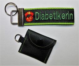 Diabetiker, Diabetes, Notfallset,Epilepsie, Epileptiker,Dravetsyndrom