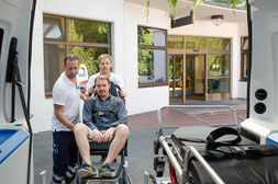 Berlin-Ambulanz | Krankentransport Berlin