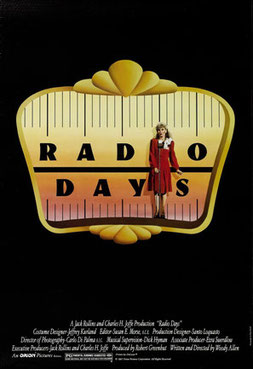 """Radio Days"" 1987"
