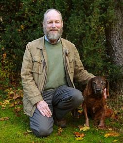 Wilhelm Stölb, Waldphilosoph, Naturfreund, Buchautor und MalerMaler
