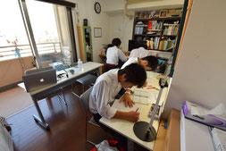 土浦個別教室Room1