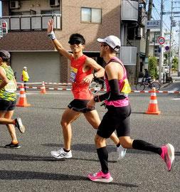 大阪マラソン2019