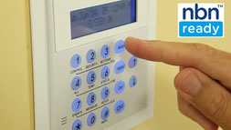 Crimtech NBN alarm ready security systems