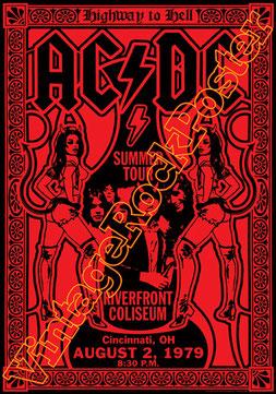 006 - AC/DC poster original file image