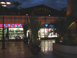 ShoppingCenter Parque Santiago V in Playa de Las Américas, Teneriffa
