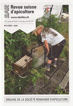 revues apicoles. - abeille corrézienne !