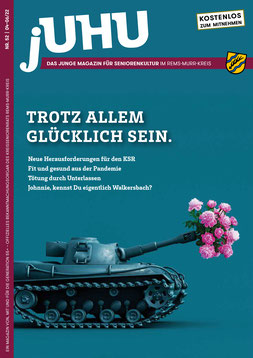 jUHU Seniorenmagazin Rems-Murr-Kreis Ausgabe 30