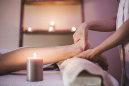Manuelle Lymphdrainage x-Massage in Öhringen-Verrenberg und Kosmetik Olga Riebel