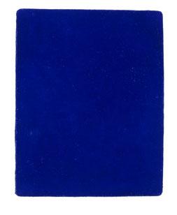 Matthieu van Riel. Zonder titel 21,5x17,5x1cm pigment op linnen 2005