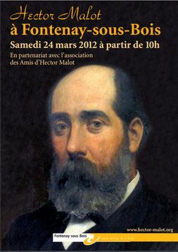 Hector Malot à Fontenay sous Bois - 2012