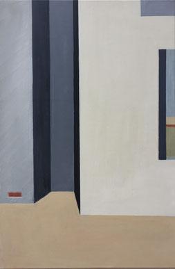 Farbräume 8, Acryl, 2019, 60 x 40 cm