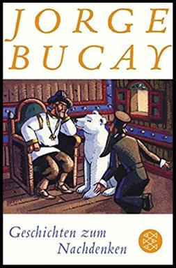 Jorge Bucay erzählt Geschichten die seine Psychotherapie ergänzen, zum Entdecken innerer Wahrheiten und Selbsterkenntnis