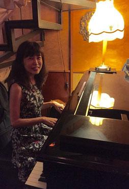 大橋恵子,おおはしけいこ,ピアノ