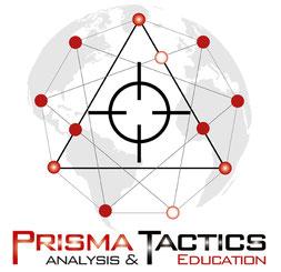 Logoentwicklung für Prisma-Tactics