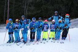 Intersport Kidstrophy Neukirchen30.12.2015