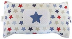 Babytücher Feuchttücher Hülle Stoff Feuchttücherbox geschenk geburt Mutter Baby Penaten Hipp Bübchen Pampers