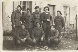 1939 - La Bussière - hameau au SO de Chambéry