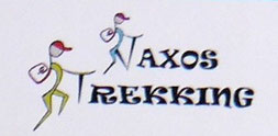 Trekking tours - wandel tours - on Naxos Greece