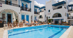 Stay overnight in Naxos - Pension Irene 2
