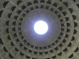 Decke im Pantheon