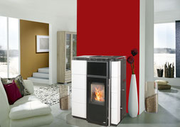 koppe tayo stromloser pelletofen ofenhaus mainspitze. Black Bedroom Furniture Sets. Home Design Ideas