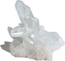 Der Bergkristall - ideal für dein Baguafeld 9. Mehr dazu im SOULGARDEN Blog für Juni