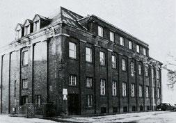 Dillenburg, Gewerbeschule (Expressionismus)