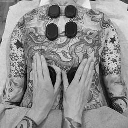 maacha massagen Hotstonemassage