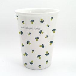 schöne Sprüche Kaffeetasse und lustige Tassensprüche - Berliner Geschenkidee - Geschenke aus Berlin