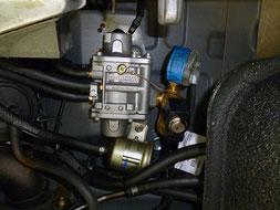 Druckregler des Gasantriebs für Kleintransporter