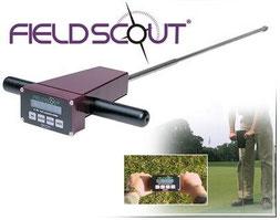 pénétromètre avec capteurs ultrasoniques - mesure la pression des sols - Agralis