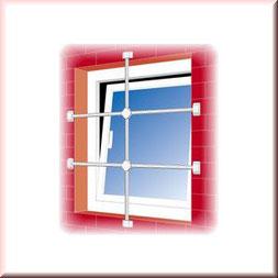 Burgwächter Fenstergitter schützen Ihre Fenster effektiv. Montage & Einbau Ihrer Fenstergitter…  – sichern Sie Ihre Keller- und Erdgeschossfenster! Fenstergitter können auf die Breite des zu schützenden Fensters angepasst werden. Montagebespiel_02