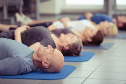 Entspannung, Meditation, Stressreduktion in Hamburg