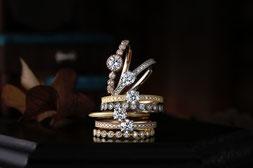エンゲージリング マリッジリング 婚約指輪 結婚指輪