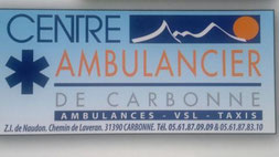 Centre ambulancier de Carbonne