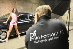 Portrait Fotoworkshop NRW für Anfänger