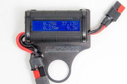pantalla de control de bicicleta eléctrica