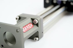 linear guideway ball screw